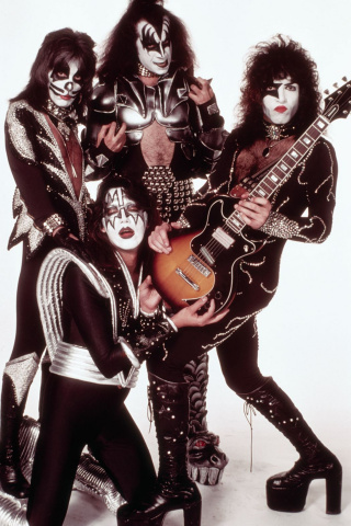 KISS #5 (25 Copy Photo Virgin Cover)