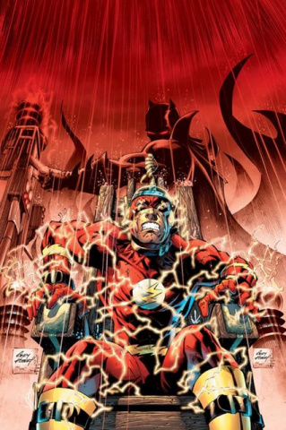 Flashpoint #2 (2nd Printing)