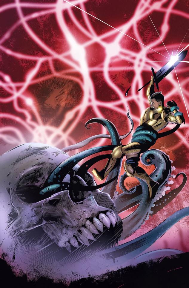 Catalyst Prime: Astonisher #8