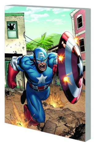 Marvel Adventures: The Avengers - Captain America