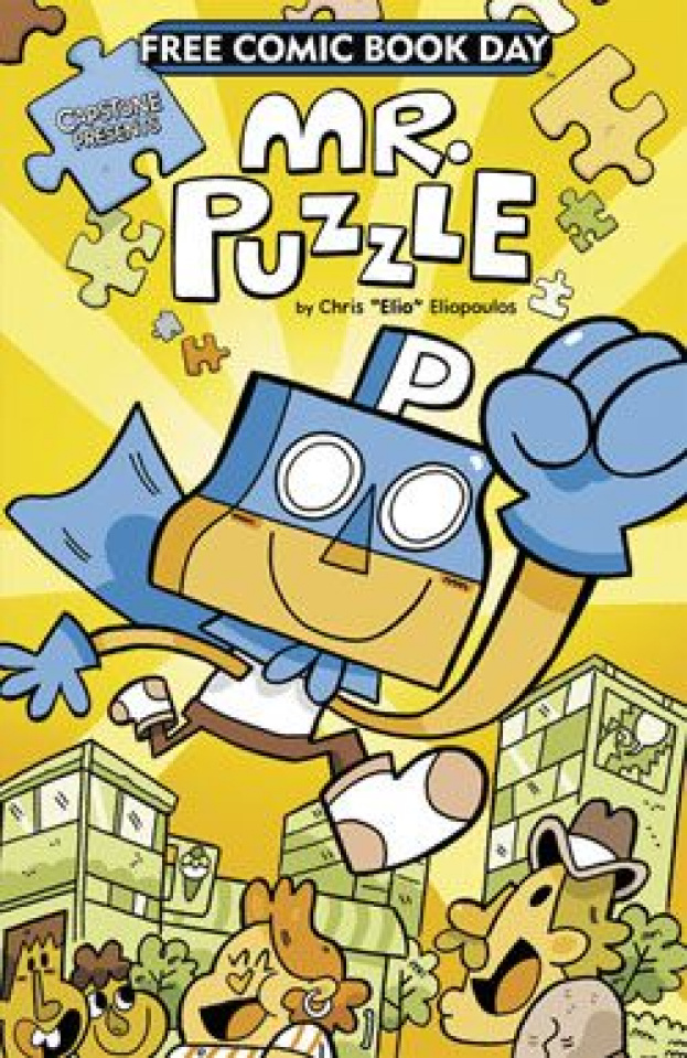 Capstone Presents Mr. Puzzle