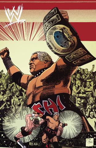 WWE #12 (30 Copy Magno Cover)