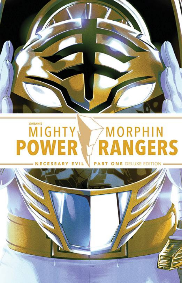 Mighty Morphin' Power Rangers: Necessary Evil Part 1 (Deluxe Edition)