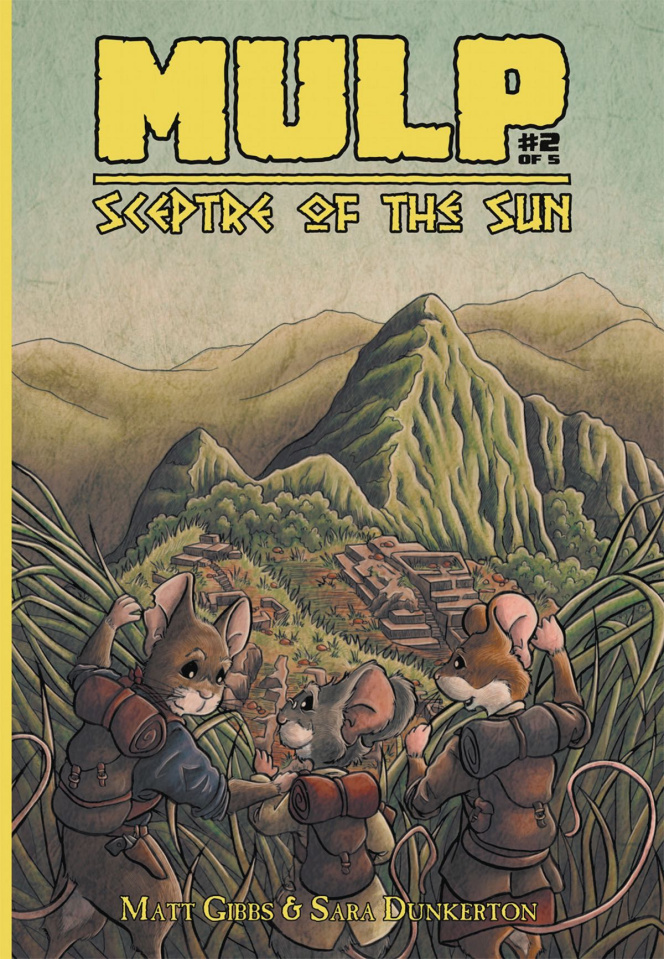 Mulp: Sceptre of the Sun #2