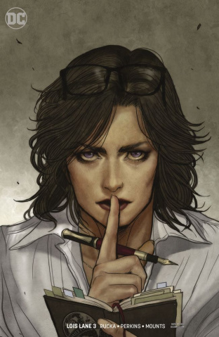Lois Lane #3 (Variant Cover)