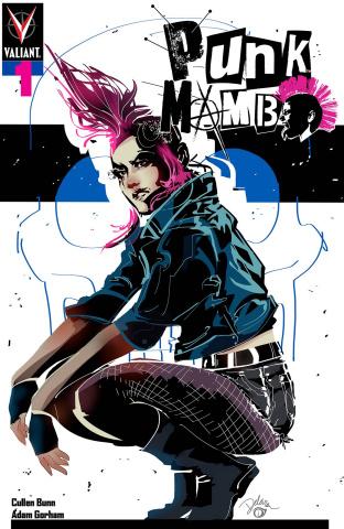 Punk Mambo #1 (Delara Cover)