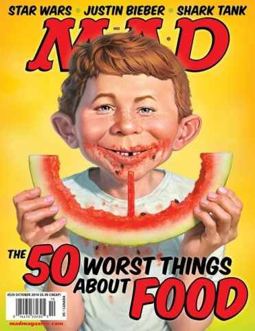 MAD Magazine #529