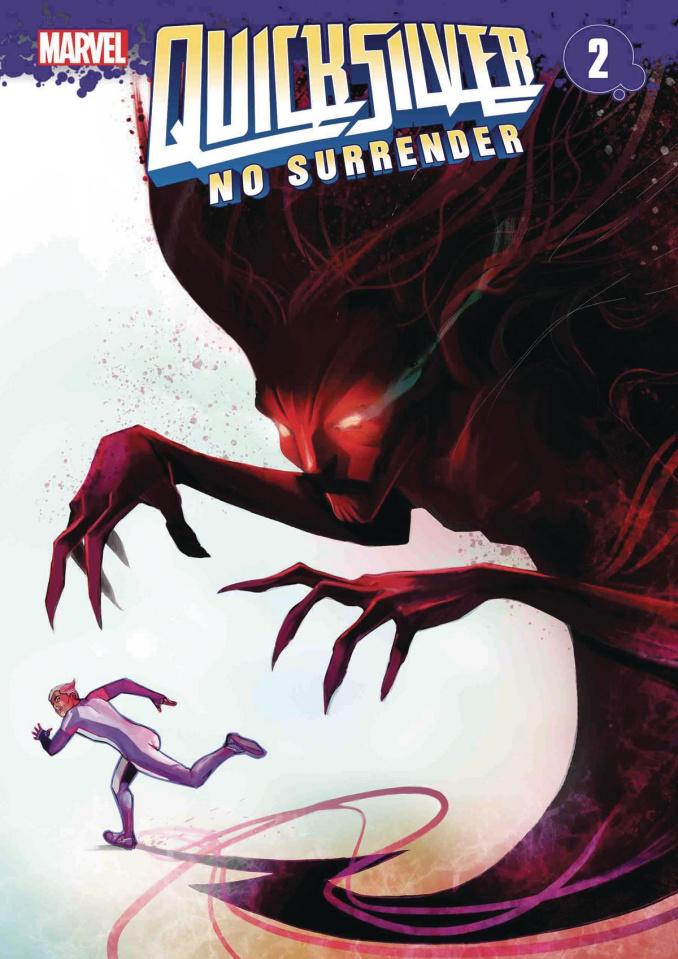 Quicksilver: No Surrender #2