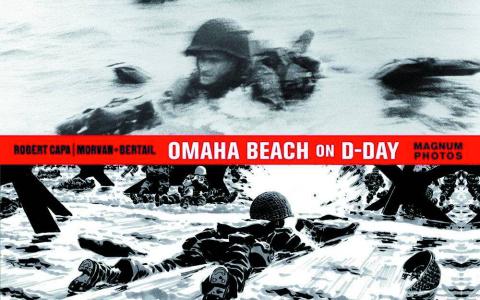 Omaha Beach on D-Day: June 6, 1944