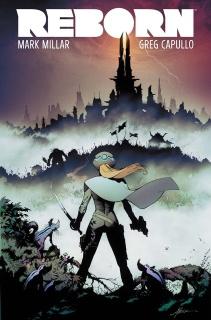 Reborn #1 (Capullo Cover)