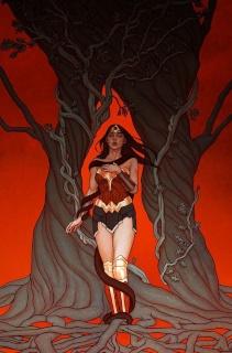 Wonder Woman #21 (Variant Cover)
