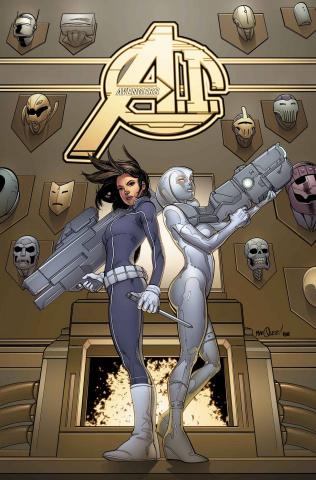 Avengers AI #10