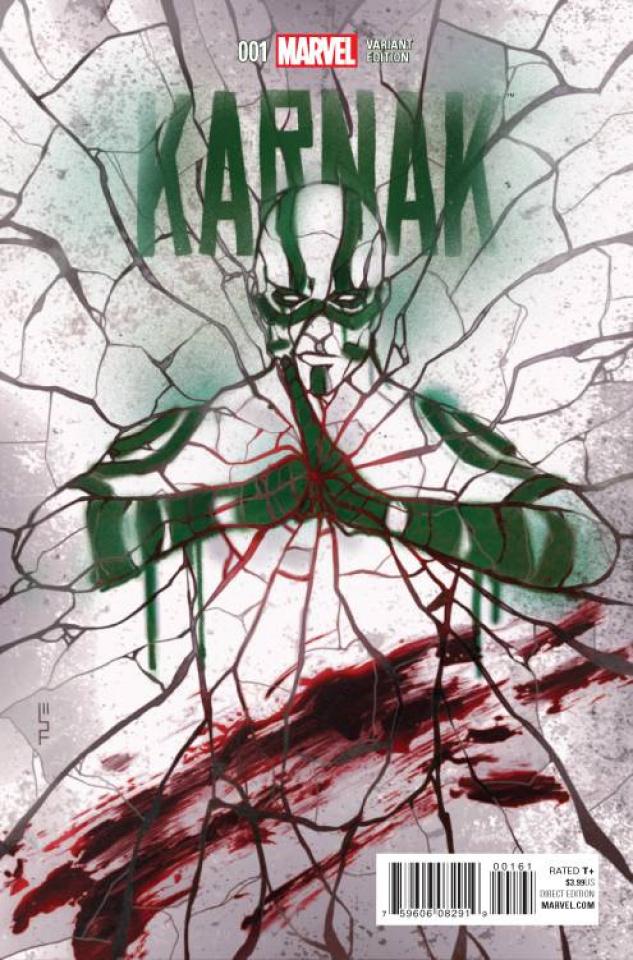 Karnak #1 (Bianchi Cover)