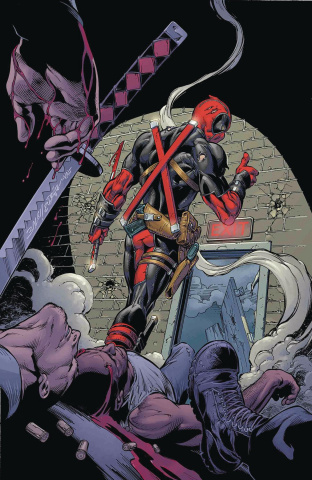 Deadpool: Assassin #6