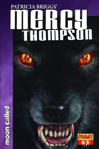 Patricia Briggs' Mercy Thompson: Moon Called #5