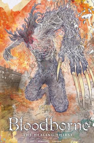 Bloodborne #6 (Healing Thirst Jeske Cover)