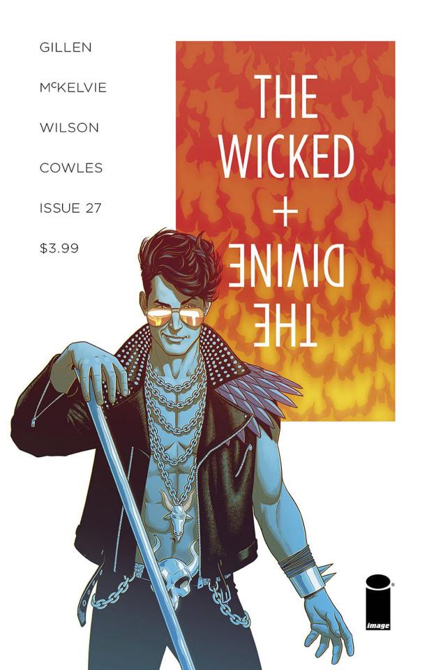 The Wicked + The Divine #27 (McKelvie & Wilson Cover)
