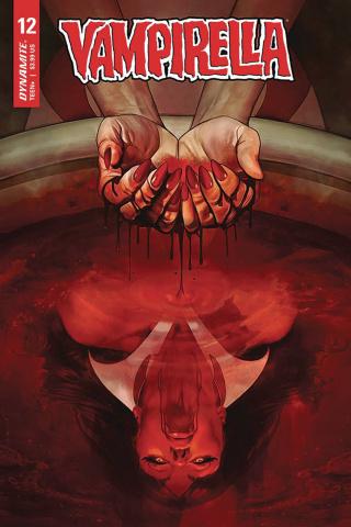 Vampirella #12 (Dalton Cover)