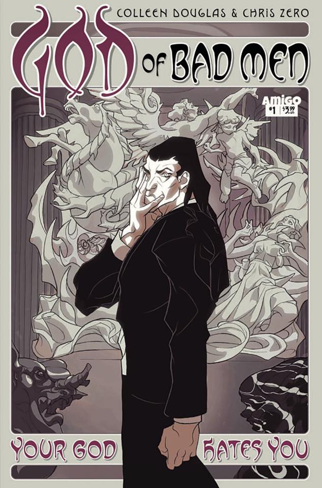 God of Bad Men #1 (Zero Cover)