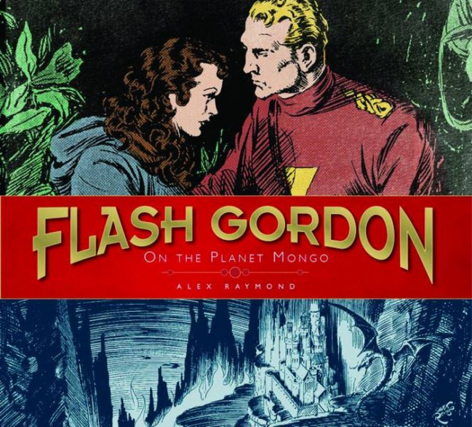 The Complete Flash Gordon Library Vol. 1: On the Planet Mongo