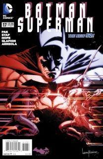 Batman / Superman #17 (Variant Cover)