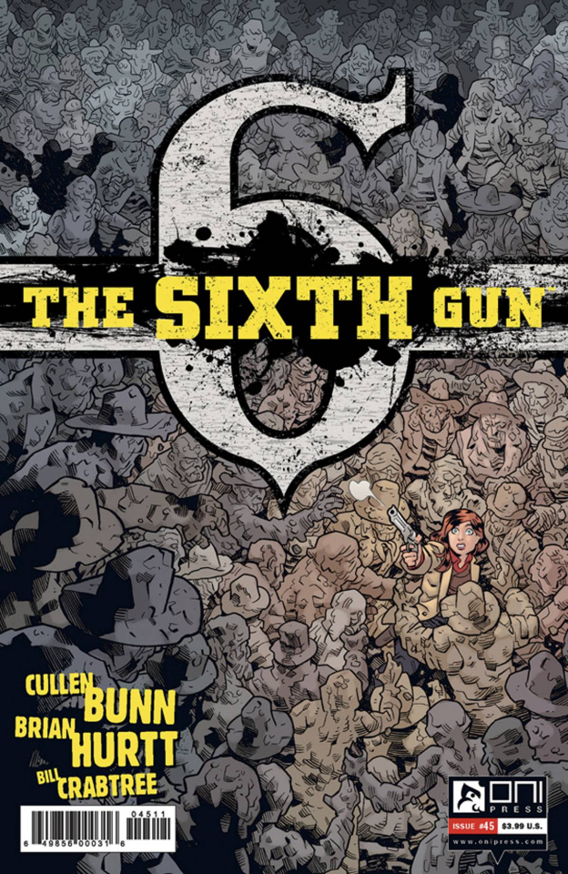 The Sixth Gun #45