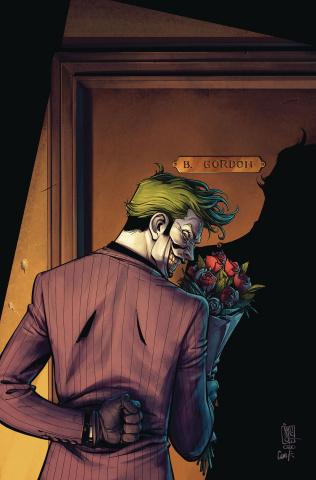 Batgirl #47: Joker War