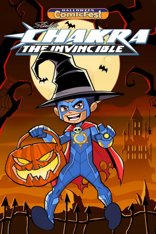Chakra: The Invincible (Halloween ComicFest 2015)
