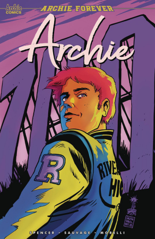 Archie #700 (Francavilla Cover)