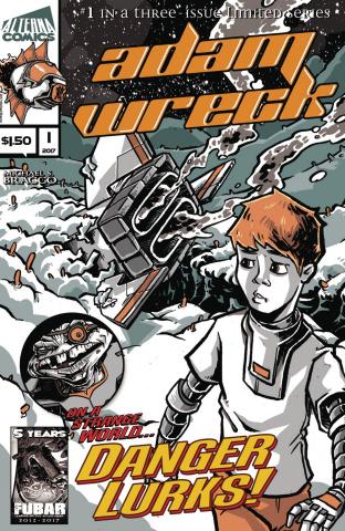 Adam Wreck #1