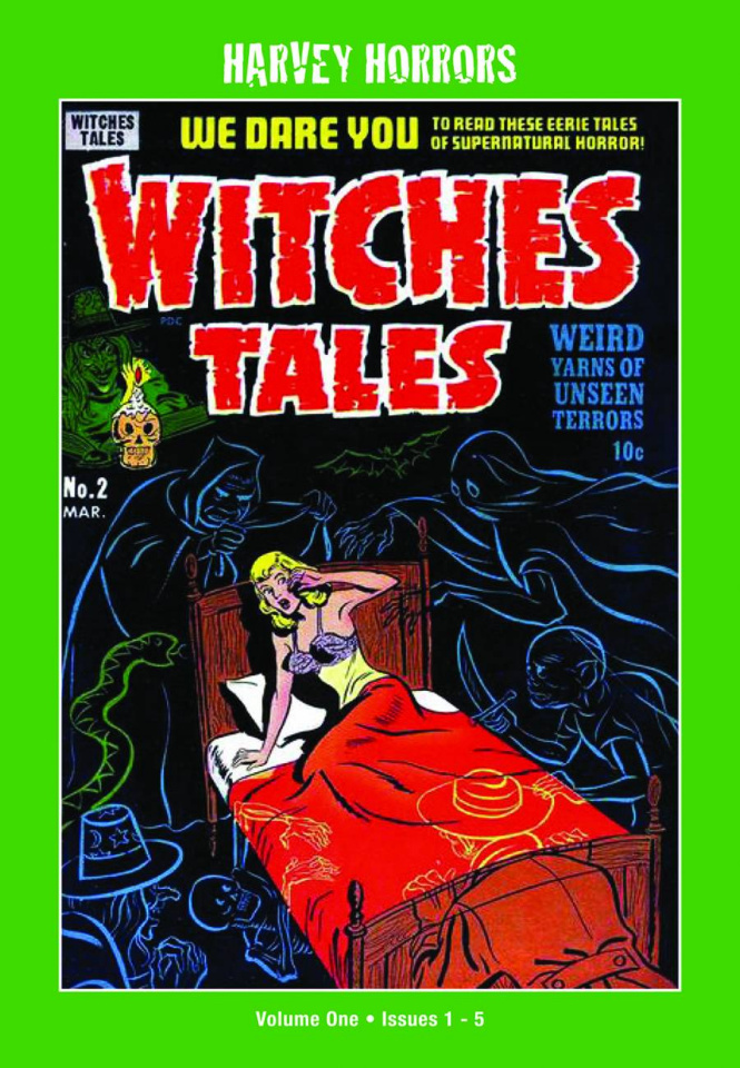Witches Tales Vol. 1
