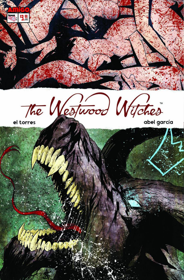The Westwood Witches #4