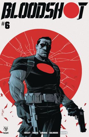Bloodshot #6 (Shalvey Cover)