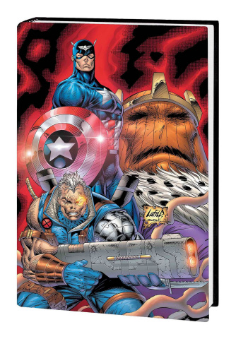 Marvel Universe by Rob Liefeld (Omnibus)