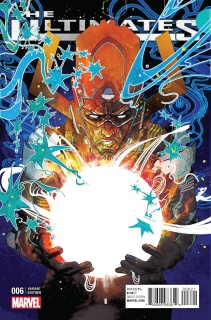 The Ultimates #6 (Ward Cover)