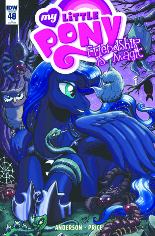 My Little Pony: Friendship Is Magic #48 (10 Copy Cover)