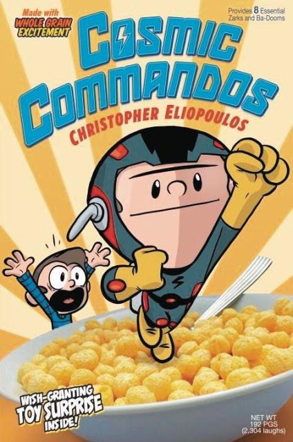 Cosmic Commandos Vol. 1