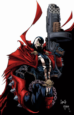 Spawn #302 (Virgin Capullo & McFarlane Cover)