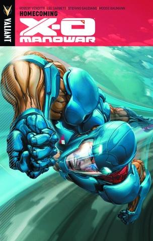 X-O Manowar Vol. 4: Homecoming