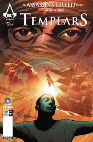 Assassin's Creed: Templars #7 (Calero Cover)