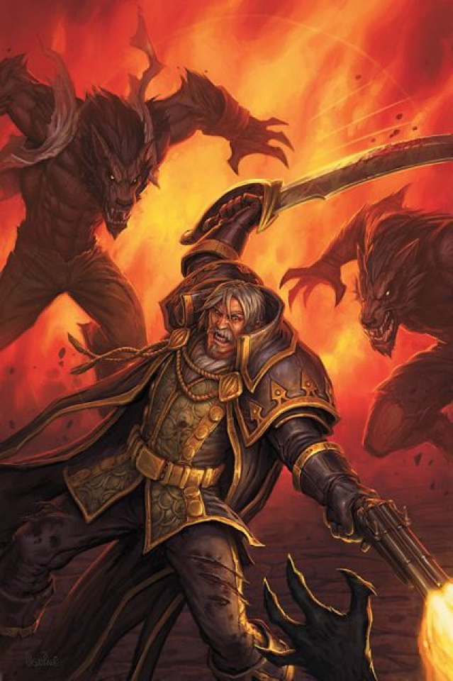 World of Warcraft: Curse of the Worgen #4