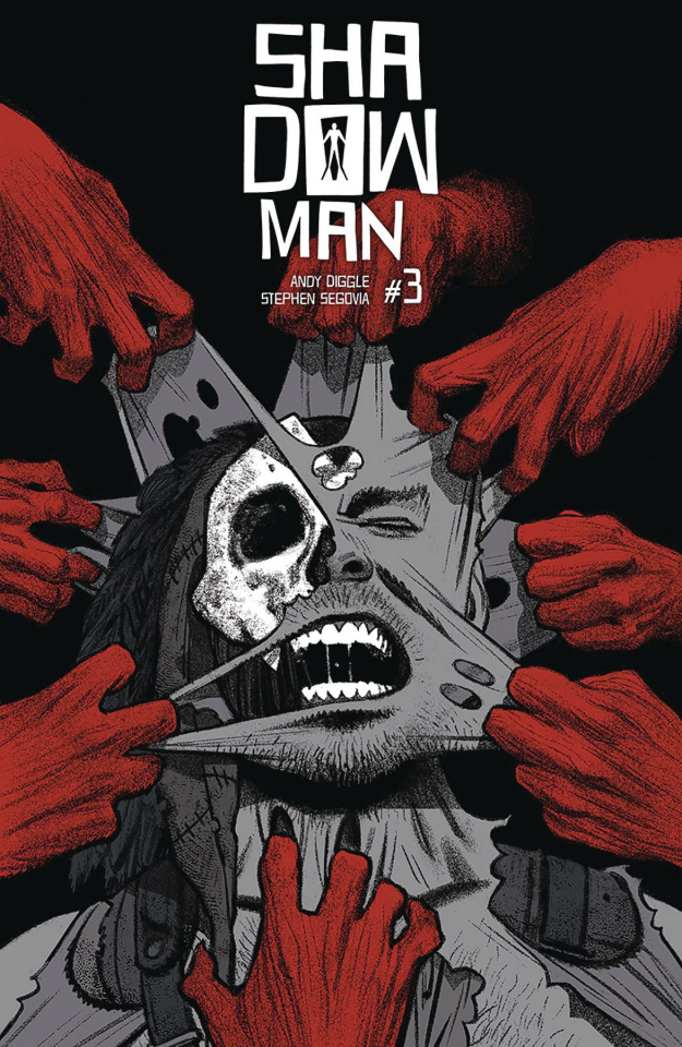 Shadowman #3 (50 Copy Icon Smallwood Cover)