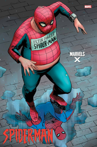 Spider-Man #5 (Rodriguez Marvels X Cover)