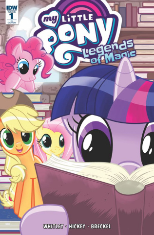 My Little Pony: Legends of Magic #1 (10 Copy Cover)