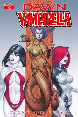 Dawn / Vampirella #2