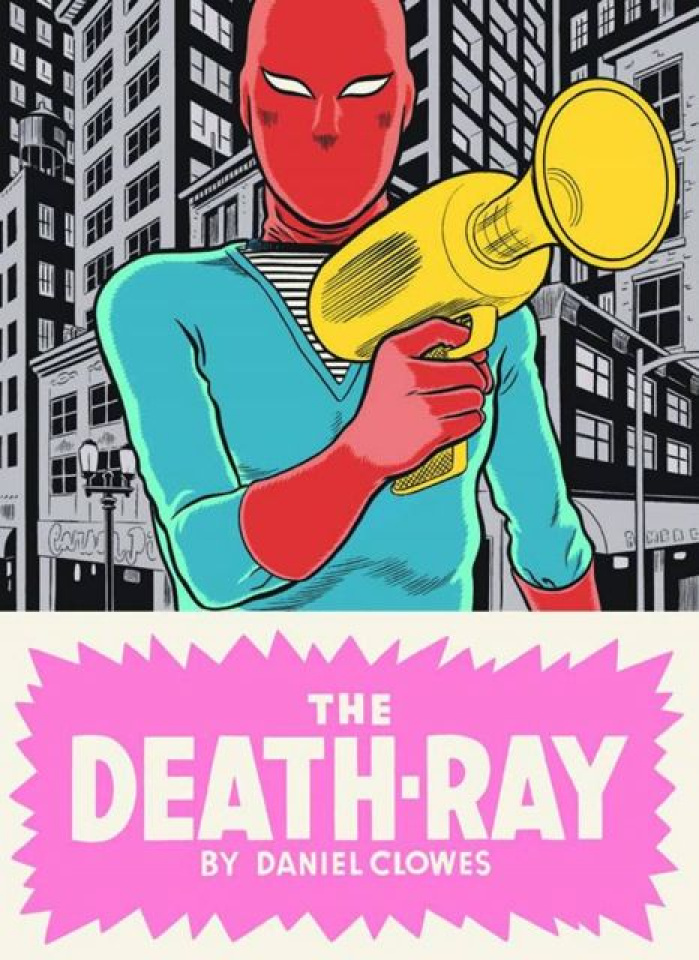Daniel Clowes's Death-Ray