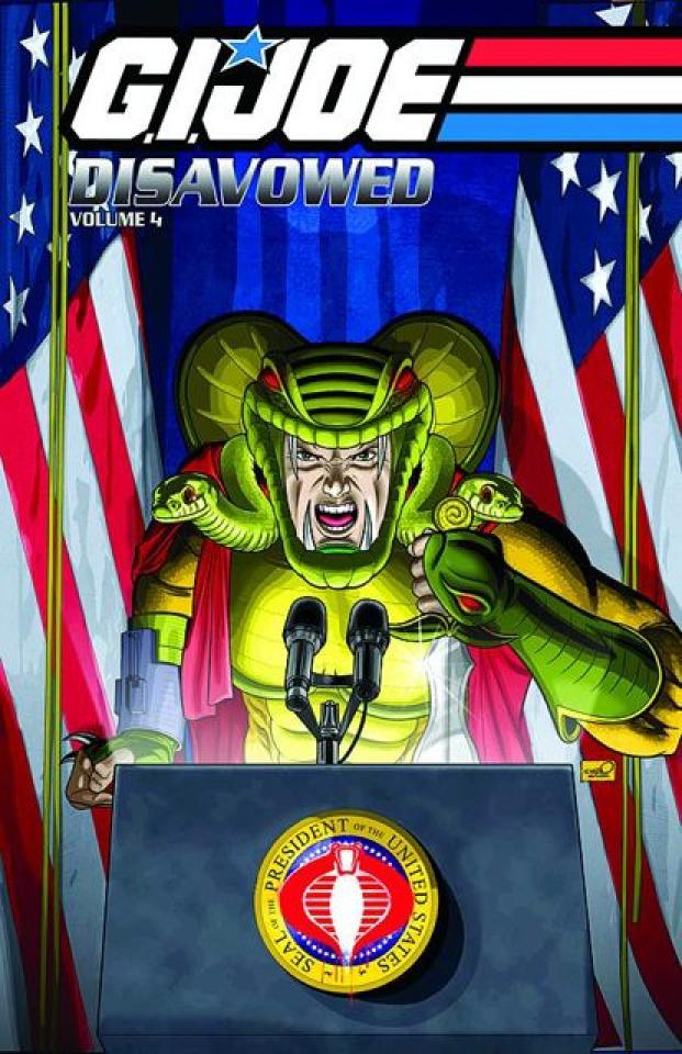 G.I. Joe: Disavowed Vol. 4