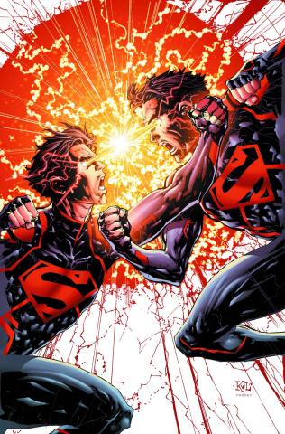 Superboy #22