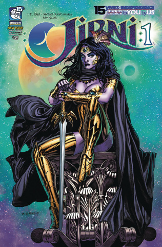 Jirni #1 (Santamaria Cover)