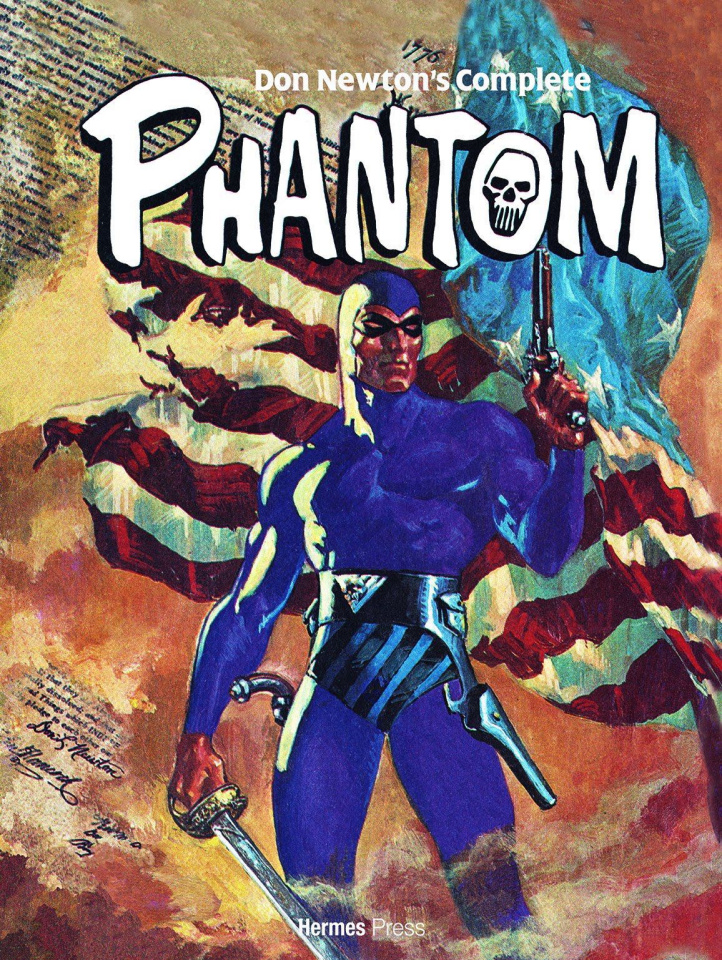 Phantom: The Complete Don Newton